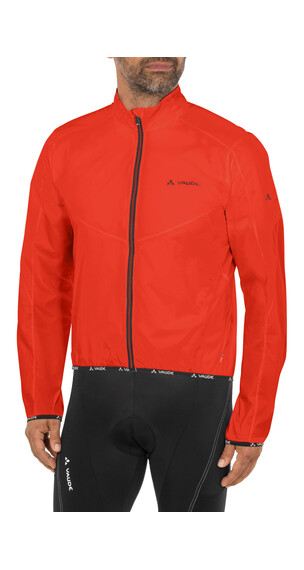 VAUDE Air II Cykeljacka orange